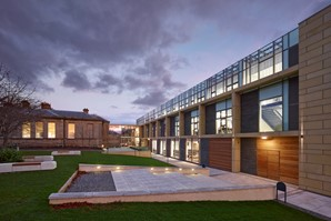 Moray College wins Scottish Design Award for best Education Project