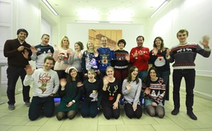 Festive Jumpers Raise Funds for Connor
