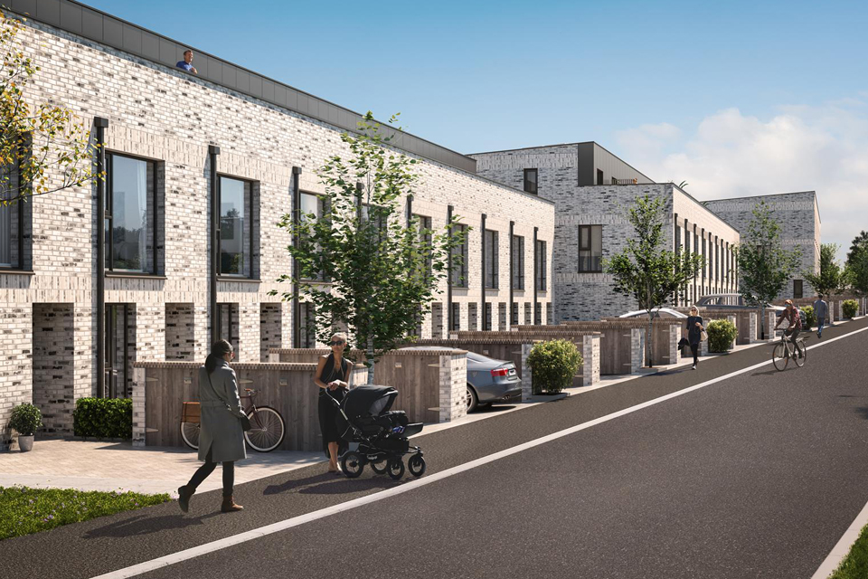 Maryhill Housing  Phase 4
