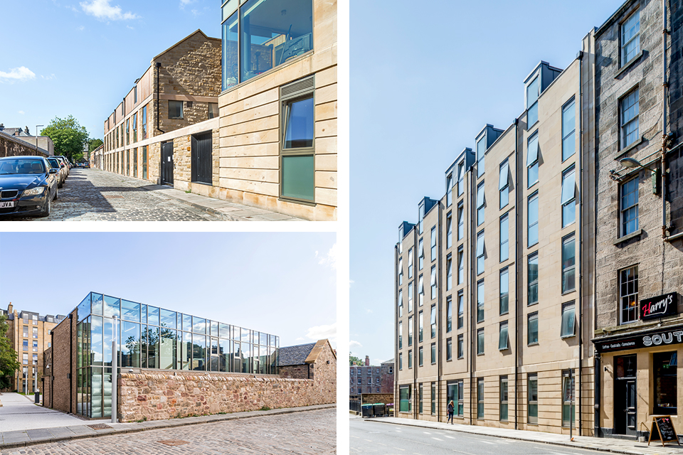 Buccleuch Place Meadow Lane Nominated for University Halls of Residence of the Year Award